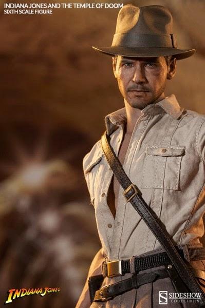 Ecco l'Indiana Jones della Sideshow