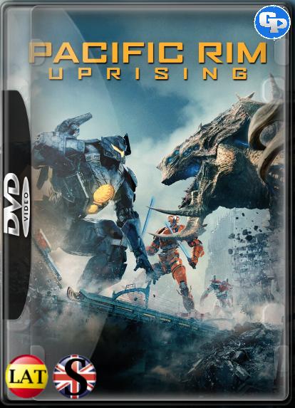 Titanes Del Pacífico: La Insurrección (2018) DVD5 LATINO/INGLES