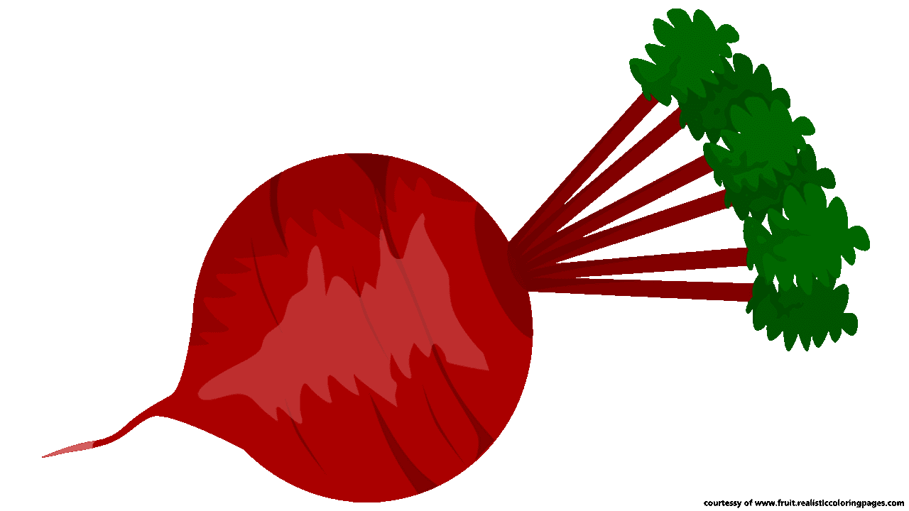 8 Downloadable Astonishing Beetroot Clipart - Fruit Names ...