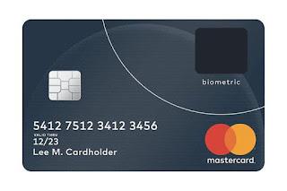 Kartu Kredit Mulai Dipasangi Pemindai Sidik Jari