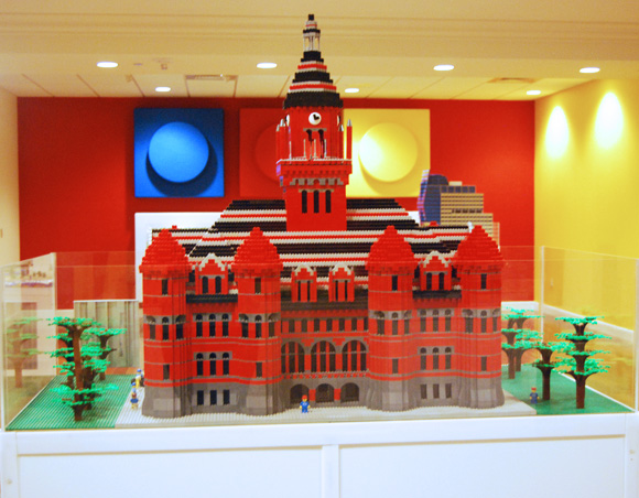 See Dallas Landmarks Made from LEGOS at the Galleria Dallas   Oh So     See Dallas Landmarks Made from LEGOS at the Galleria Dallas   Oh So Cynthia