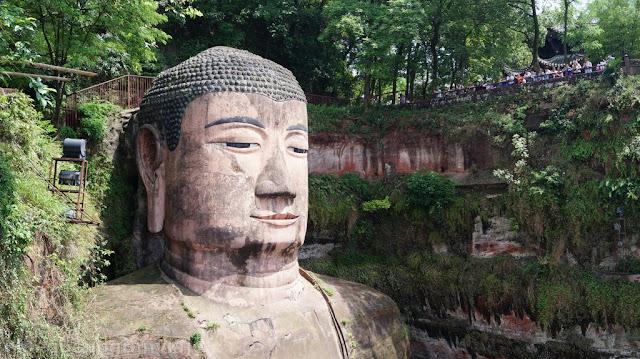Buda gigante de leshan, parque, tarifa, costo