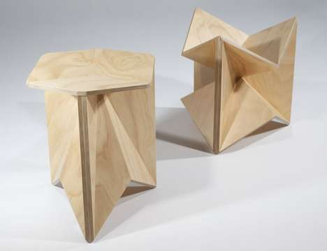 Origami furniture: Coffee Tables, Design Homes, A » The Design Walker | 360x468