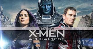 X-Men: Apocalypse (2016) HDrip 720p