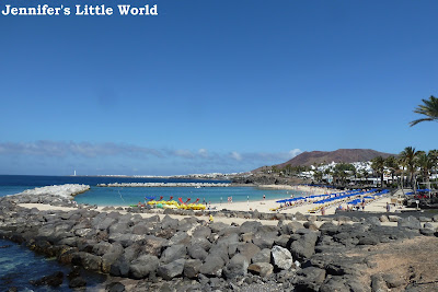 Flamingo Beach, Lanzarote