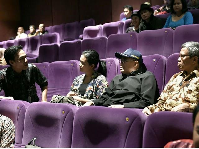 Mendikbud Ajak Siswa Nonton Film Banda The Dark Forgotten Trail