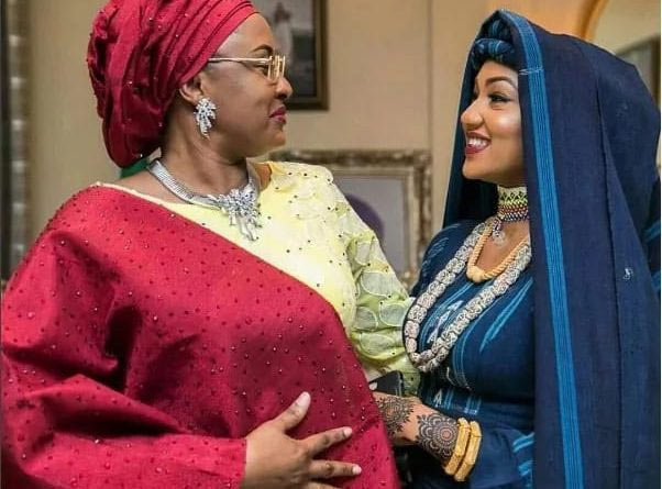 I feed my children with my own money - Aisha Buhari slams Sahara Reporters