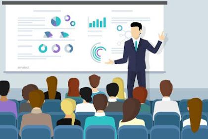 Tips dan Cara Presentasi Yang Baik Dan Benar, Agar Anda Disukai Audiens
