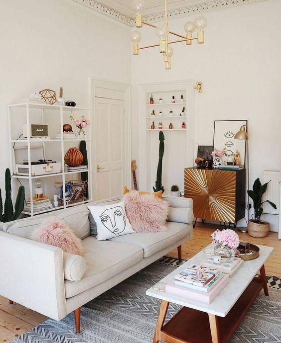 decoraciones de salas pequeñas