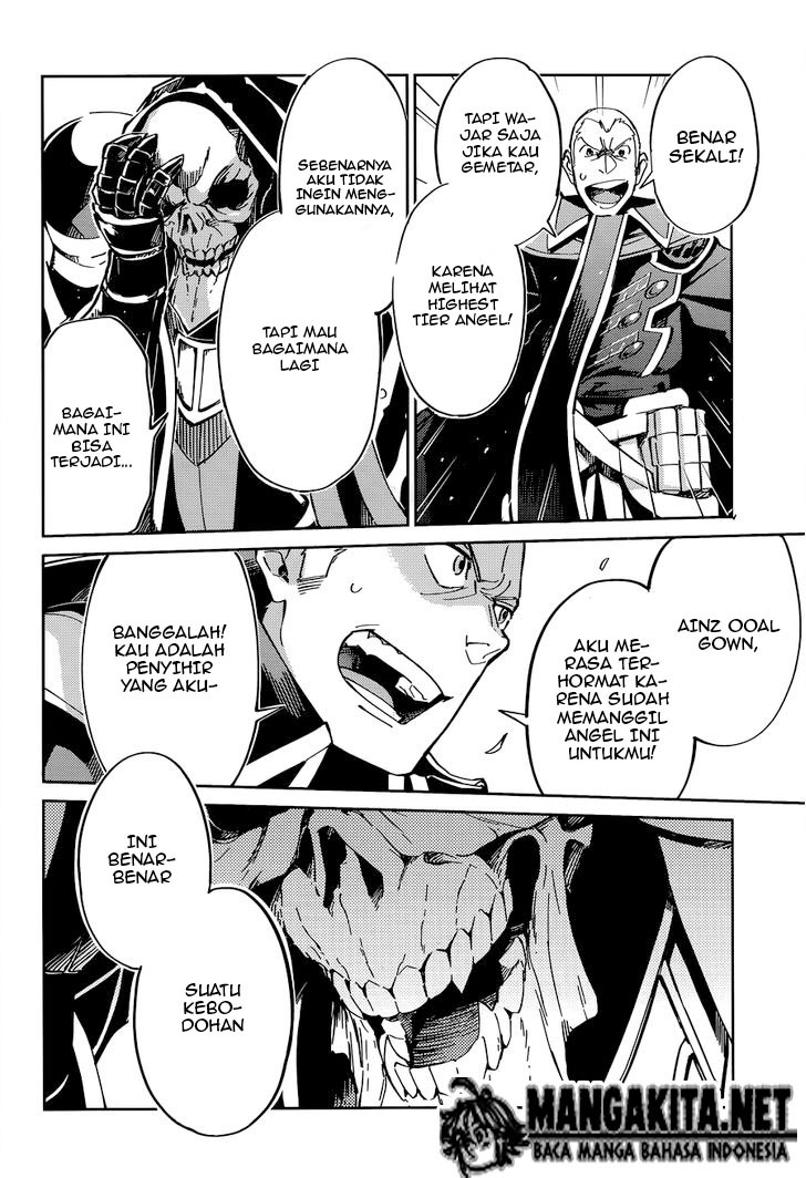 Baca Komik Overlord Chapter 4 Bahasa Indonesia