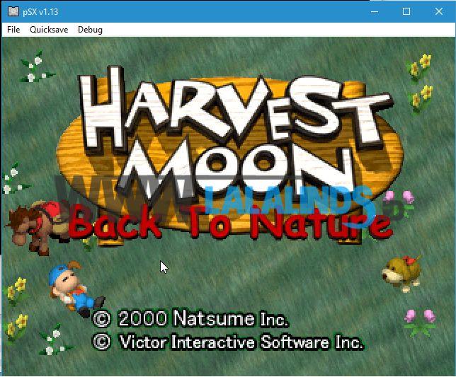 download game harvest moon untuk pc tanpa emulator