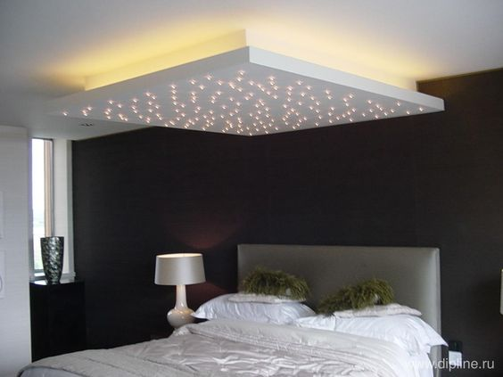 Dropped Ceiling Light Box False Designs Pop Design 2019