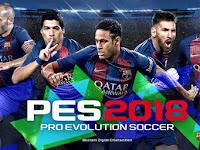 Intro PES 2018 untuk PES 2017 dari Le Wilyam