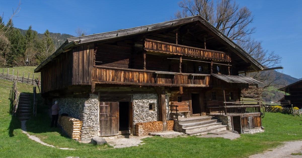Antichi mestieri un piccolo maso nella austriaca zillertal for Progetta i piani domestici delle tradizioni