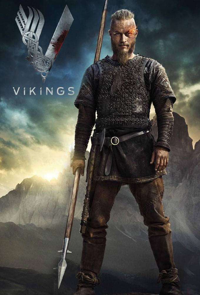 Vikings Season 1 Episode 7 Dual Audio Hindi 150MB BluRay 480p ESubs