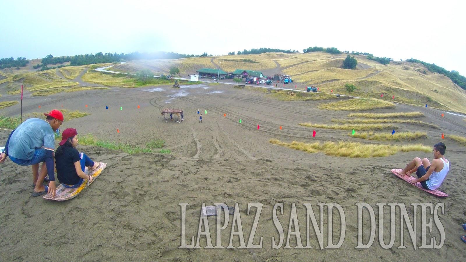 Lapaz Sand Dunes