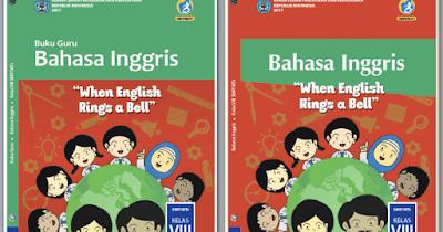 Buku Bahasa Inggris Kelas 8 SMP Kurikulum 2013 Revisi 2017