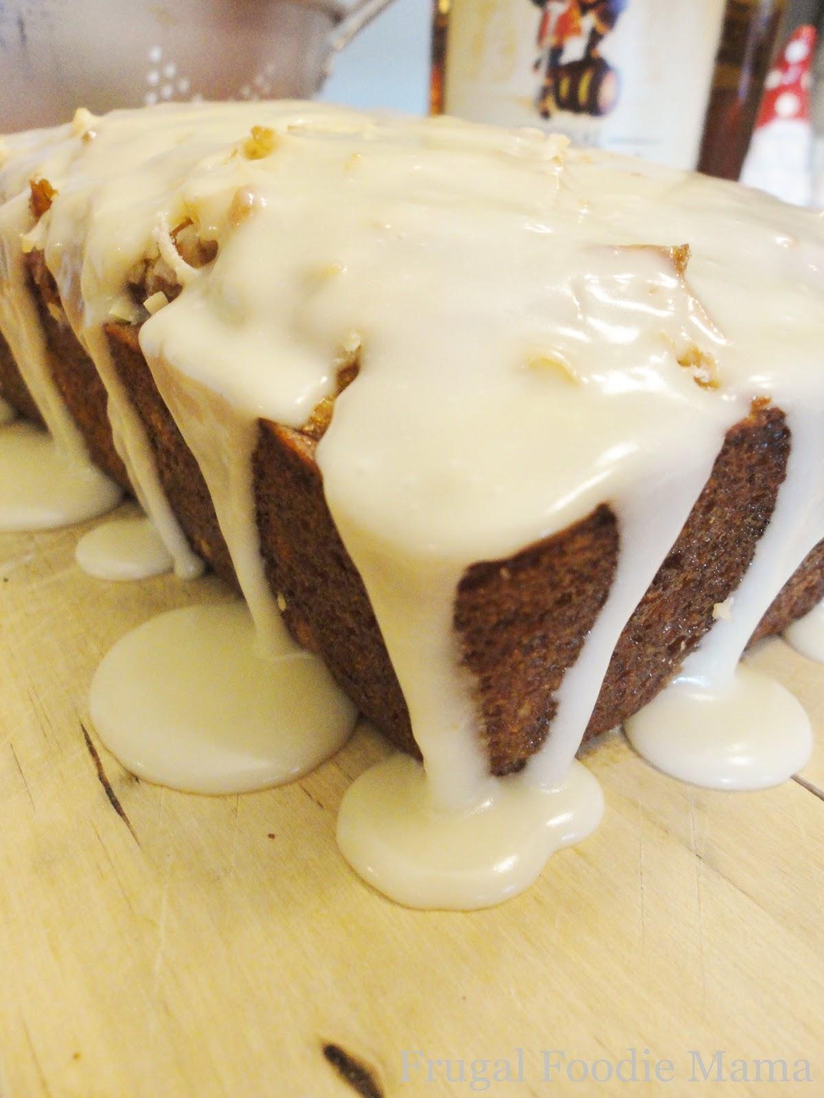 recipe: banana bread with rum glaze [7]