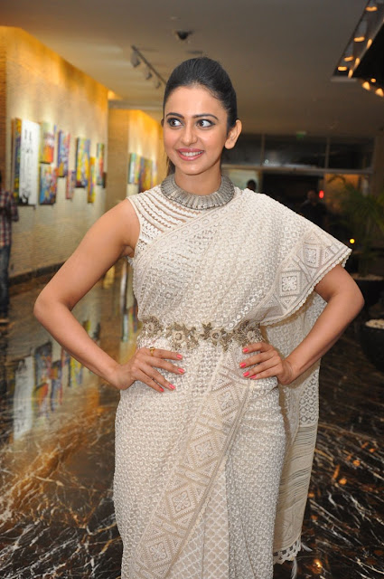 Rakul Preet Singh at Winner Movie Pre Release Event