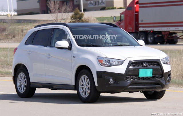 2013 2014 Mitsubishi Outlander Sport (ASX) For The First