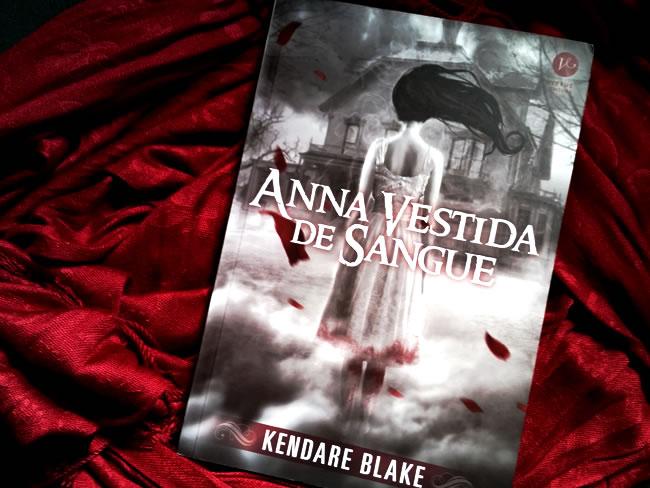 Resenha Anna Vestida de Sangue