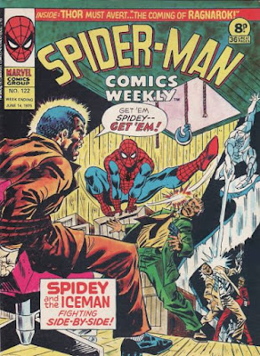 Spider-Man Comics Weekly #122