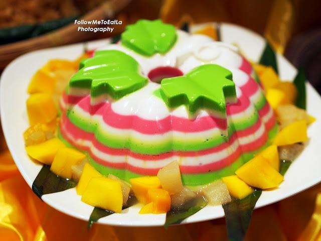 Thai Jelly Cake
