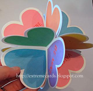 sweetheart paper ball