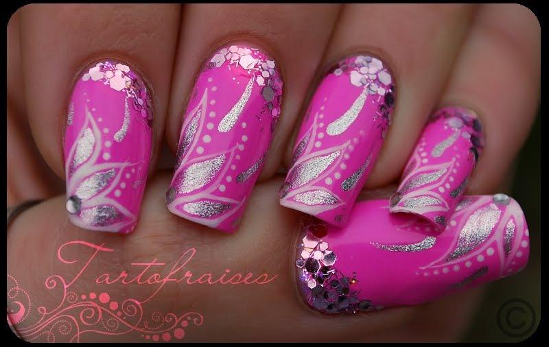 Best Nail Art Design: Nail Art: Best Nail Art Of Tartofraises 2011