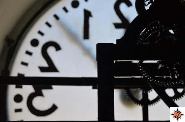 Arpino, orologio