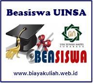 Beasiswa Kuliah UINSA 2018/2019 (UIN Sunan Ampel Surabaya)