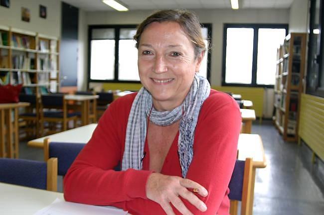 Interview de Martine Burgos à propos de la lecture à voix haute