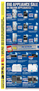 Lowe's Weekly Flyer Circulaire August 16 - 22, 2018