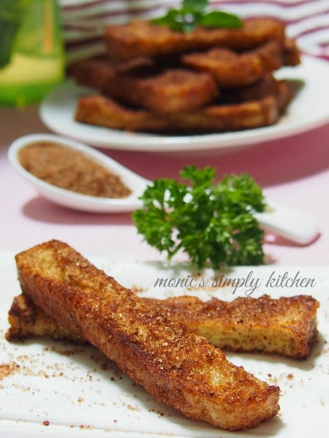resep french toast kayu manis