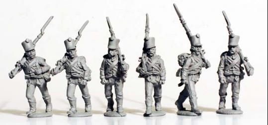 Wargame News and Terrain: Perry Miniatures: Austrian Grenz