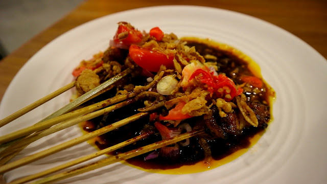 Sate Tugu - Piridifoodies Food Blogger Malang