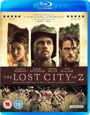 The Lost City of Z 2016 Eng BRRip 480p 400mb ESub