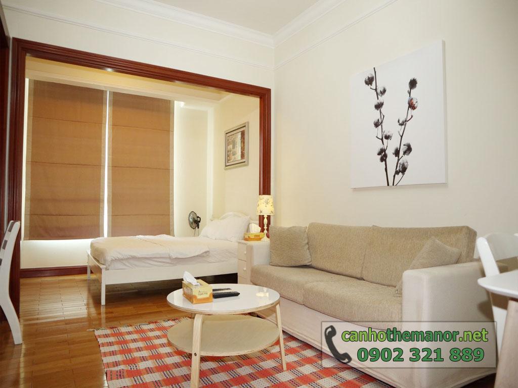 Tổng hợp căn hộ bán có giá tốt tại The Manor 1 và The Manor 2 HCM - hình 6