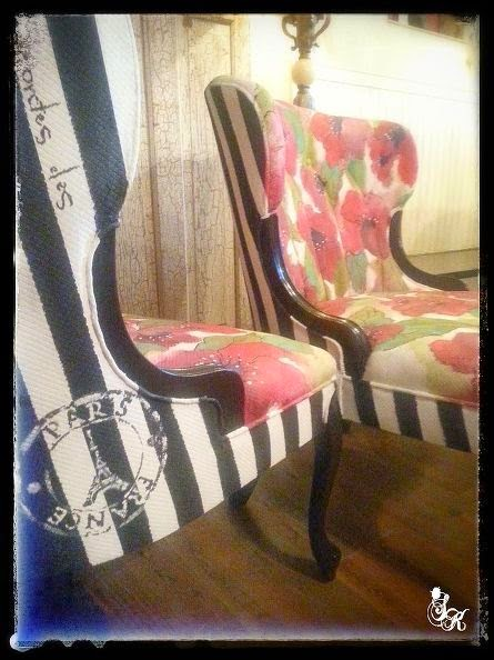 http://boreibydesign.blogspot.com/2015/01/chair-love-vintage-chair-gets-french.html