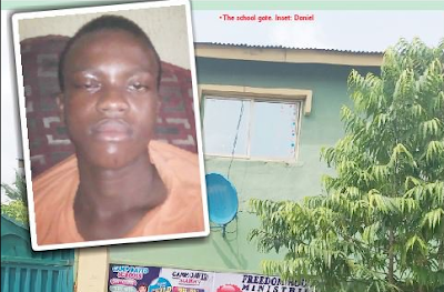 How Lagos teacher flogged student till his right eye went blind