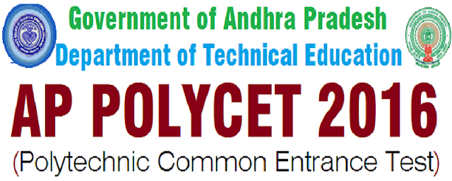AP Polycet,Results,Polytechnic Entrance test Rank cards