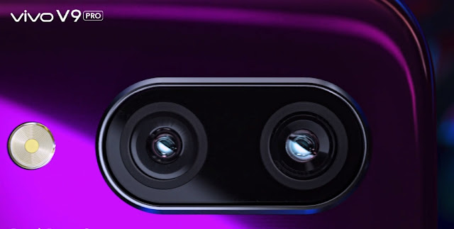 vivo v9 pro camera flash pictures, review