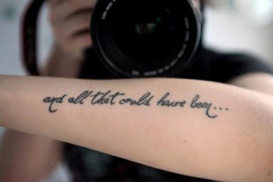 Soy Tatuajes Frases Cortas Para Tatuajes
