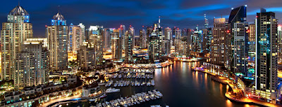 One of many highlights from Dubai, UAE on Wine Dine And Play is the Marina