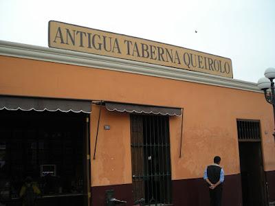 Queirolo Pueblo Libre, Pisco Sour Route Peru, Pisco Sour Route Lima, Peru Travels blog