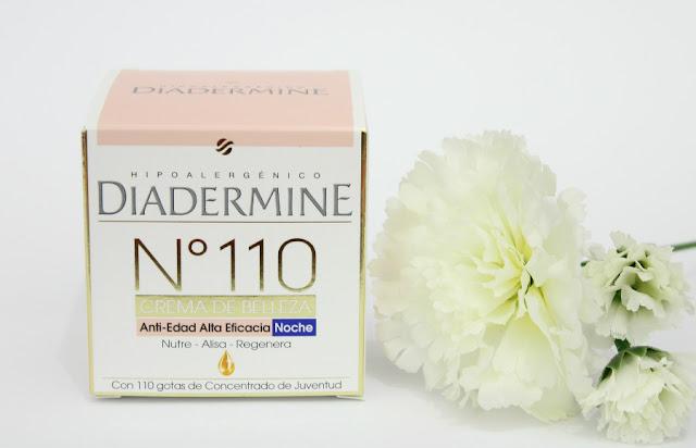 Diadermine nº110 Crema de Belleza Noche