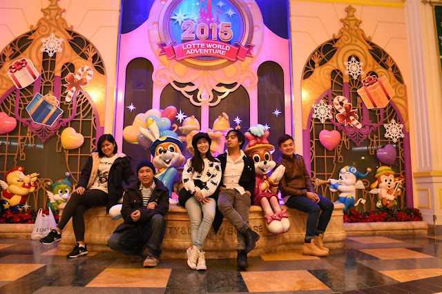 Lotte World Adventure Korea