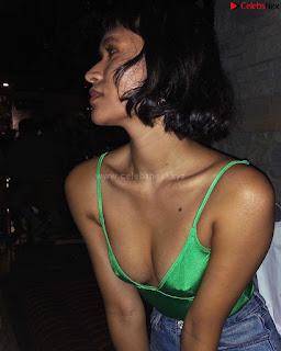 Merrylin Boro in green choli  ~ .xyz Exclusive Celebrity Pics 007.jpg