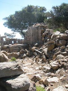 Aghios Mammas Basilica Kefalos