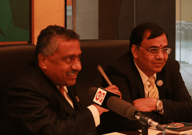 CA. M.  Devaraja Reddy :ICAI recommends broadening Tax Base